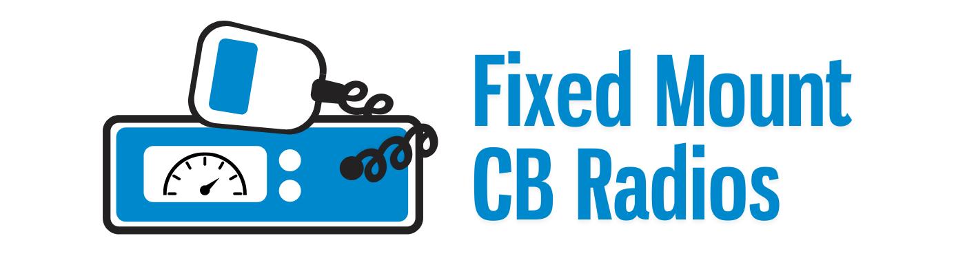 Fixed Mount CB Radios