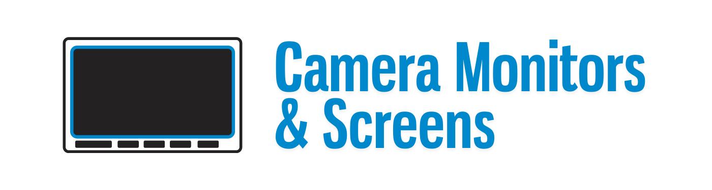 Camera Monitors & Screens