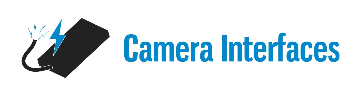 Camera Interfaces