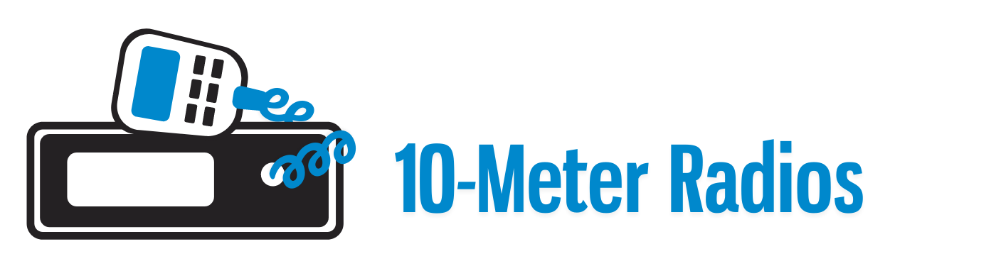 10 Meter Radios