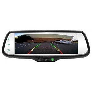 Rearview Mirror Monitors
