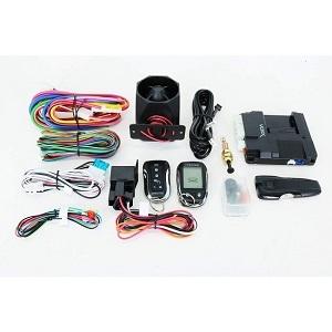 Remote Start w/Car Alarm