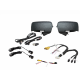 Echomaster FCTP-DR1304 Blind Spot Camera System for 2013-2019 Dodge RAM Trucks